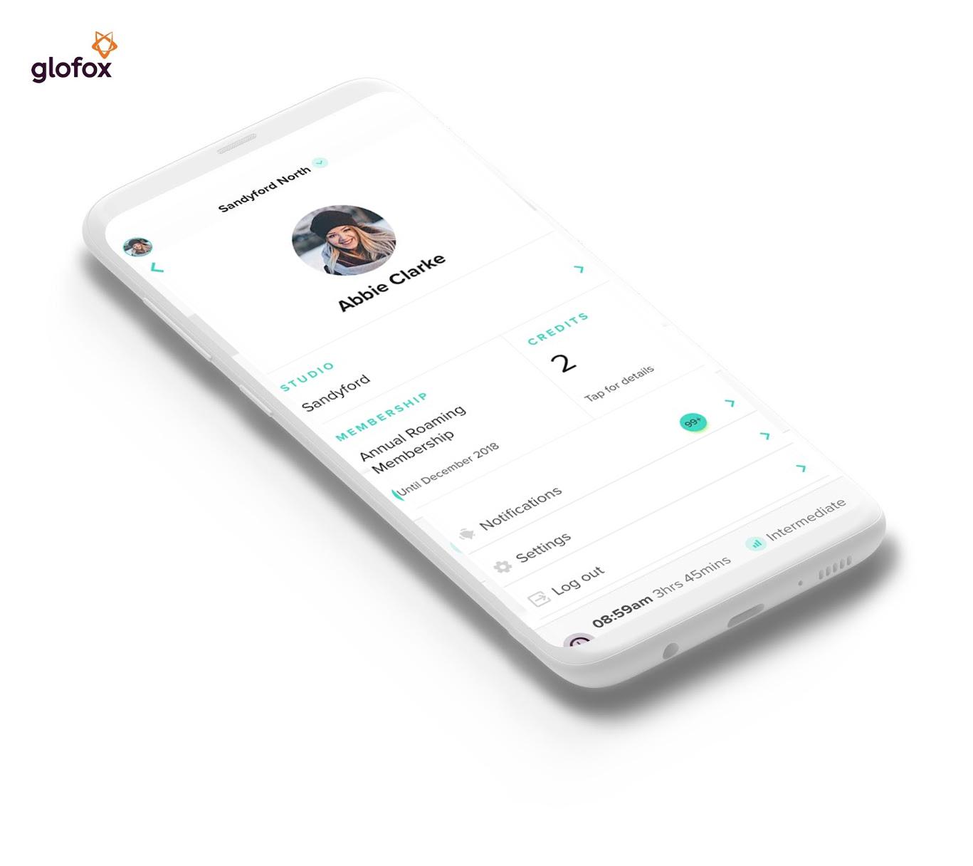 glofox app